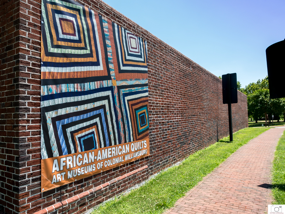 African-American Quilts at the Abby Aldrich Rockefeller Folk Art Museum - June 2016